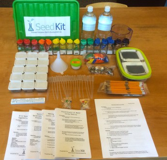 Chemistry Seed Kit Prototype